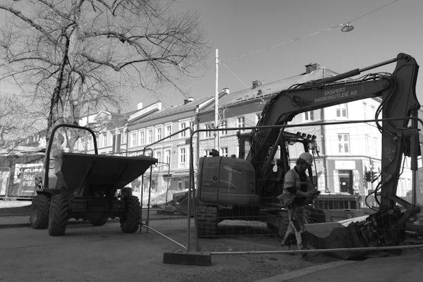 Signalfeil på Olaf Ryes plass